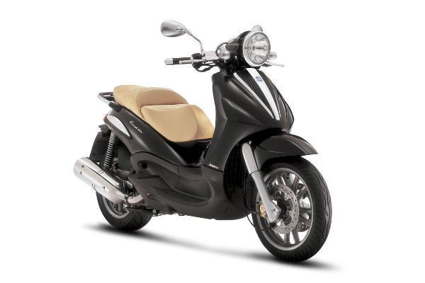Alquiler Coches Ibiza - Piaggio Beverly 500 Cruiser