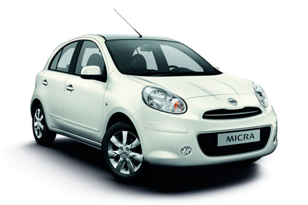 Alquiler Coches Ibiza - Nissan Micra