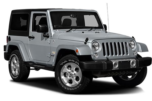 Alquiler Coches Ibiza - Jeep Wrangler AUTO