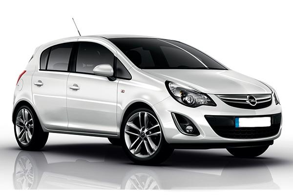 Alquiler Coches Ibiza - Opel Corsa