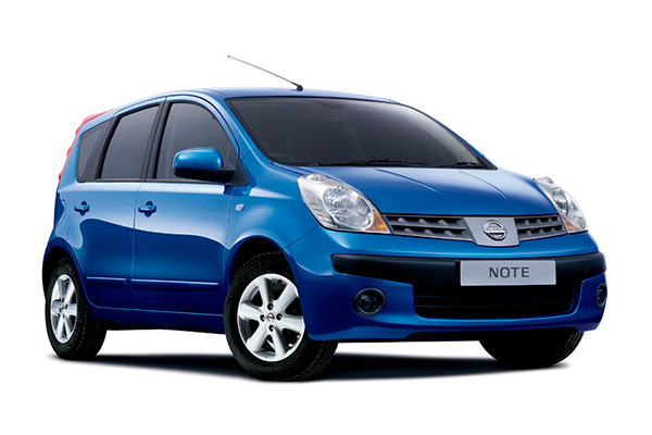 Alquiler Coches Ibiza - Nissan Note