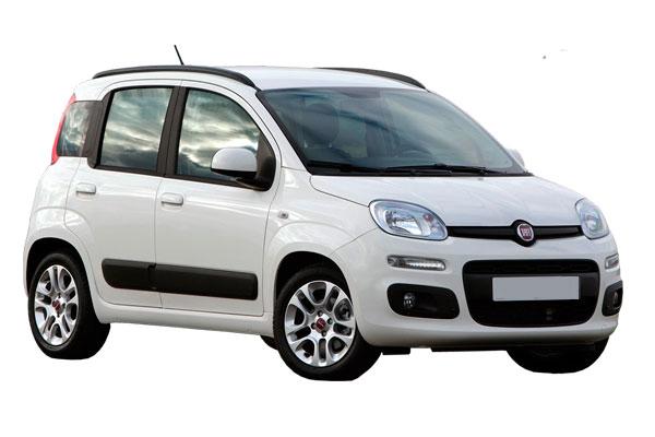 Alquiler Coches Ibiza - Fiat Panda