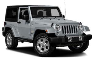 Jeep Wrangler AUTO