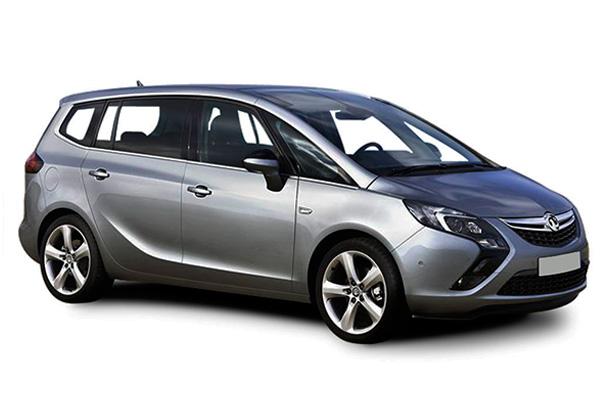 Alquiler Coches Ibiza - Opel Zafira