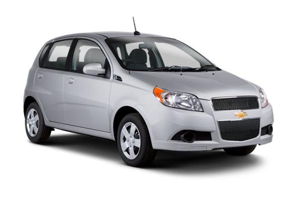 Alquiler Coches Ibiza - Chevrolet Aveo