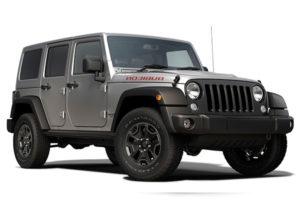 Jeep Wrangler AUTO Ge/AA