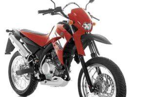 Yamaha XT 650c.c