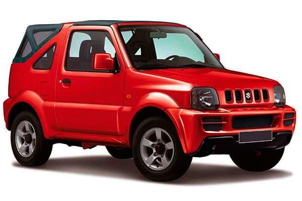 Alquiler Coches Ibiza - Suzuki Jimny