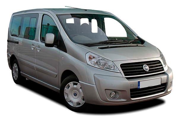 Alquiler Coches Ibiza - Fiat Scudo