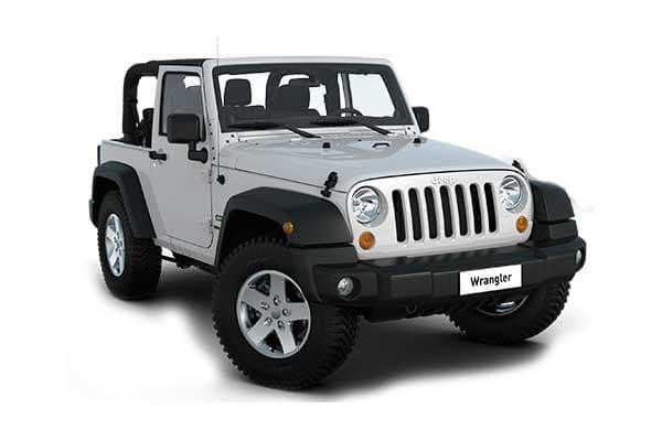 Alquiler Coches Ibiza - Jeep Wrangler